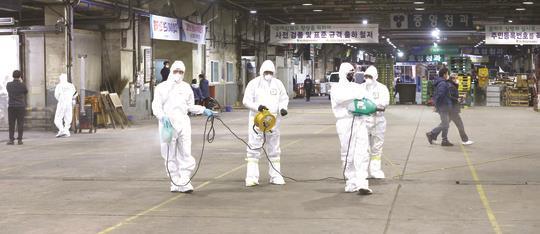 대구・청도 '감염병 특별관리지역' 지정